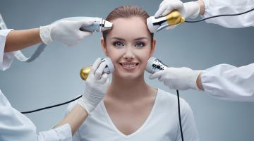 Косметология - целая наука для лица