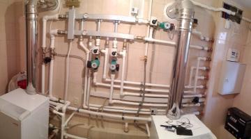 Автоматизация отопления в частном доме