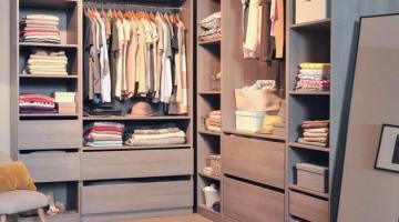 Як добре спланувати домашній гардероб?