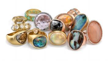 Ювелирные украшения из натурального камня