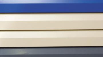 Металлический сайдинг для отделки и декорирования фасадов различных видов