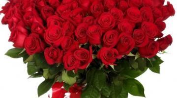 Жители и гости Минска часто заказывают цветы по интернету