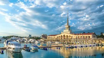 Найти лучшие гостиницы в Сочи стало еще проще