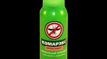 Эффективное средство от комаров