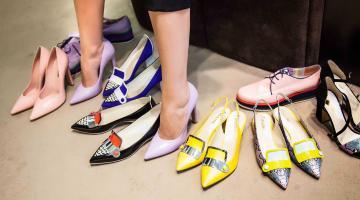 3 пары обуви, которые должны быть у каждой женщины