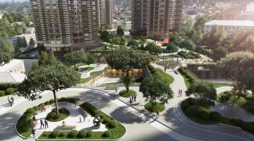 Украинские застройщики все чаще обращаются к теме «зеленой» недвижимости – СМИ