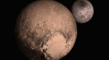 Плутон оказался загадочным источником x-rays (рентгена)