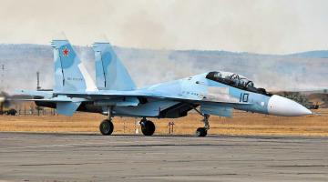 Авиация: о российском присутствии в Сирии