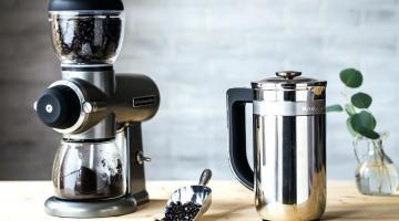 Выбираем оптимальную кофемолку для дома