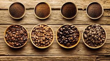 Кофе в зернах и рекомендации по его выбору