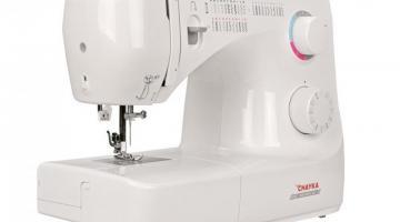 Швейная машина для требовательных покупателей