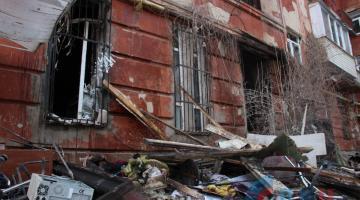 В центре оккупированного сепаратистами Луганска прогремели два взрыва