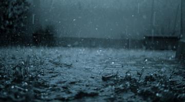 Почему большая часть дождей не доходит до Земли