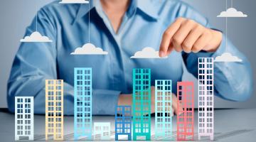 Эксперты: Объем рынка инвестиций в строящуюся недвижимость Киева составляет около 1,4 млрд $