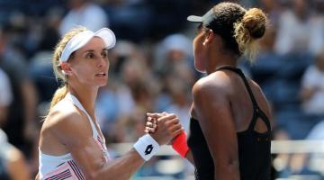 Леся Цуренко не смогла пробиться в полуфинал US Open