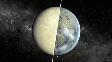 Астрономы определили «зону Венеры» вокруг звезд