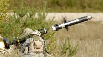 В Минобороны рассказали, когда украинская армия начнет работу с Javelin