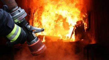 В Харькове в жилом доме произошел пожар, есть погибший