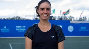 Украинская теннисистка выиграла турнир в США