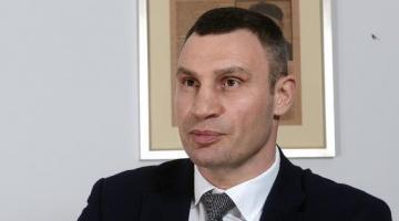 Кличко не исключает вариант участия в президентских выборах в следующем году