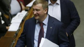Три тысячи евро в сутки: министр юстиции Павел Петренко