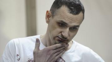 Заключенный в Сибири Сенцов портит Путину футбольное зрелище, – NYT