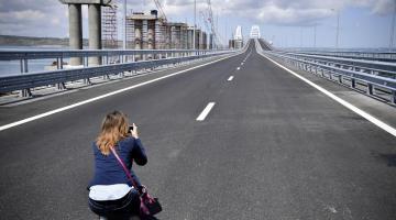 У оккупантов возникли проблемы с Керченским мостом, - постпред Порошенко