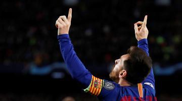 Месси возглавил рейтинг ста лучших игроков десятилетия