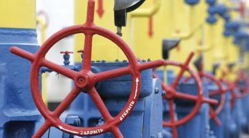 Bloomberg: поставки газу з Росії в Європу впали після обвалу цін