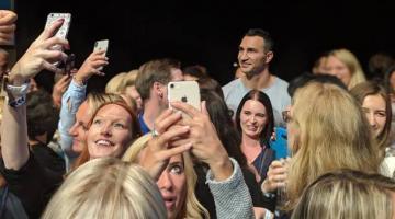 Владимир Кличко посетит Конгресс WBC в Киеве