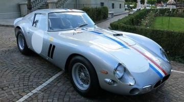 В США за рекордные 70 миллионов долларов продали Ferrari