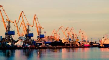 Правительство определило границы нескольких портов Украины