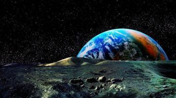Чем удивила астронавтов Земля?