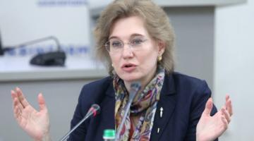 Голубовская поддерживает идею введения комендантского часа