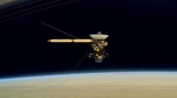 Смотрящий за Сатурном. Миссия Кассини завершается