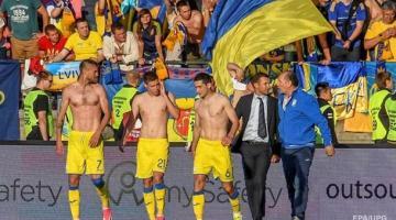Украина в непростом матче одолела Финляндию