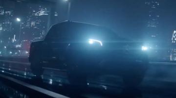 Mercedes-Benz показал первый серийный пикап
