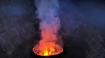 Геологи нашли самую горячую точку на Земле