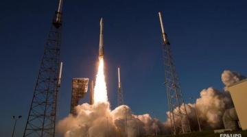 Ракета Atlas V запустила секретный спутник США