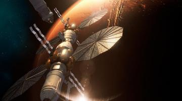 Lockheed Martin показала марсианскую станцию