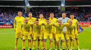 Косово - Украина 0:2. ОнлайнСюжет