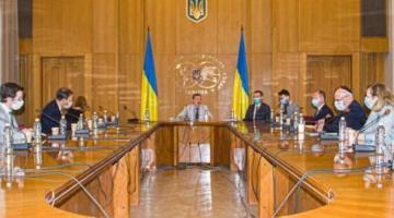 Украина обсудила с международными партнерами празднование Рош-ха-Шана в условиях пандемии