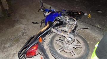 Во Львовской области столкнулись мотоцикл и подвода