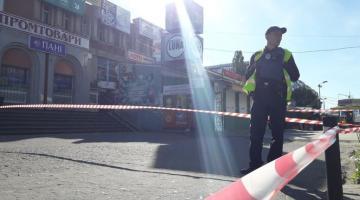 В Сумах мужчина взорвал гранату в развлекательном заведении, семь человек пострадали