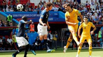 ЧМ-2018: Франция – Австралия 0:0. ОнлайнСюжет
