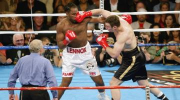 Кличко вернется в ринг для боя с Льюисом