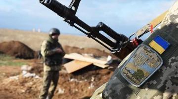 ООС: боевики трижды открывали огонь из гранатомета и стрелкового оружия