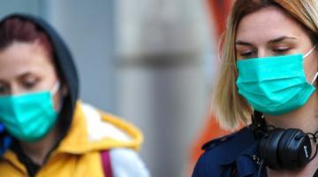 В Харьковской области наложили более 30 штрафов за отсутствие масок