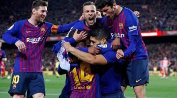 МЮ - Барселона 0:1. Онлайн матча Лиги ЧемпионовСюжет