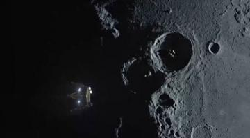 Израильский аппарат разбился при посадке на Луну